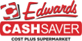 A theme logo of Edwards Cash Saver