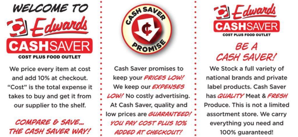 Cash Saver Promise